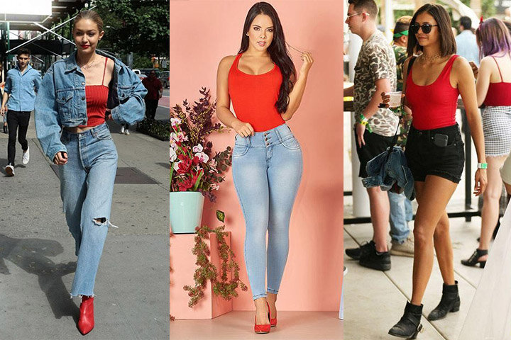 How to wear tank tops | HOWTOWEAR Fashion