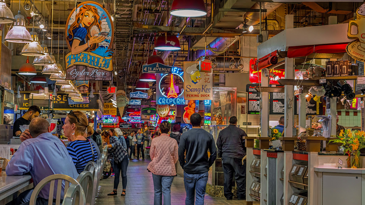 Reading Terminal Market - Within Reading Terminal Market, La Divisa Meats continues to source fresh, high quality local meat in the space right beside the farmstand's old location. You can find high quality pork and beef from Wyebrook Farm and lamb from Jamison Farm. Lancaster County in Reading Terminal Market will also be carrying raw milk and duck eggs from Dutch Meadows: all their products are 10% off for those who mention Fair Food! Dutch Meadows also provides home delivery service and is offering $10 dollars off your first order with the code FairFood.