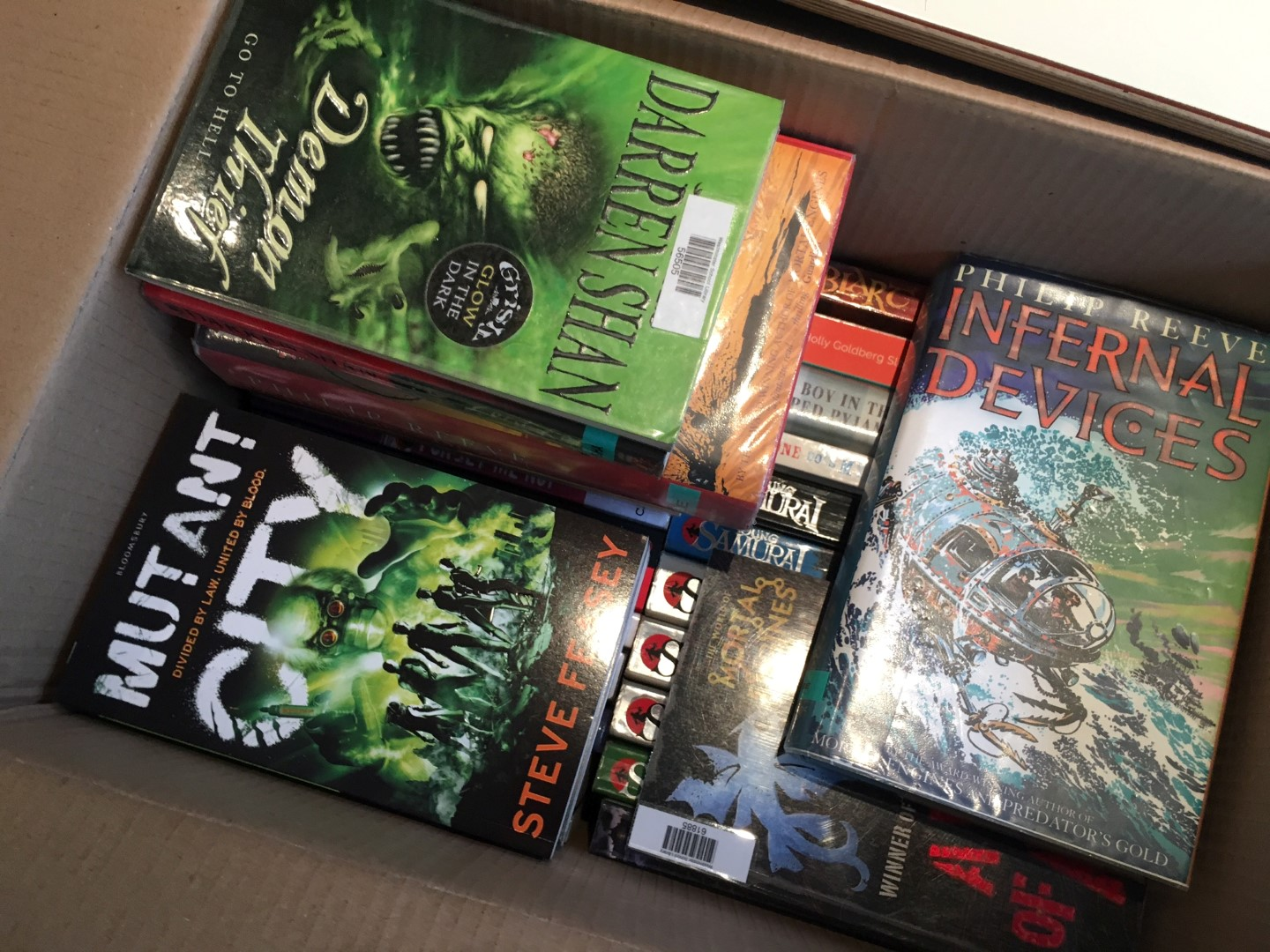 Books received (11) (Large).JPG