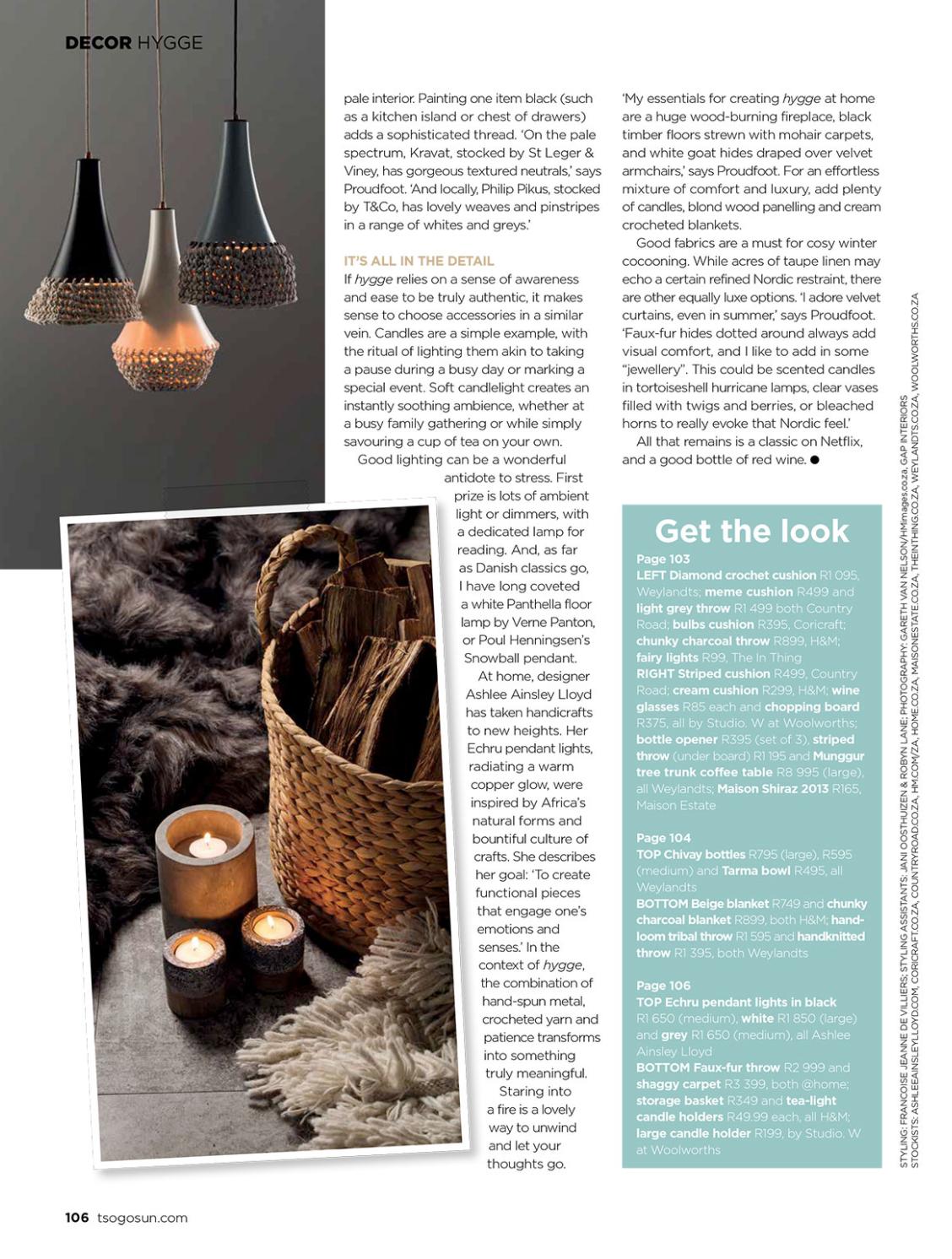 Equinox Magazine - 2017