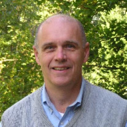 Porter Bush, a food service executive and sustainability advocate.