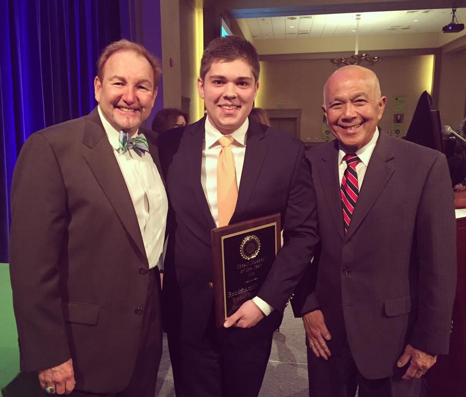 2016 Winner - Austin Knight, Brooks
