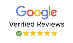 We pride ourselves on having a 100% 5-star Google Rating. Click here to visit our testimonials page.