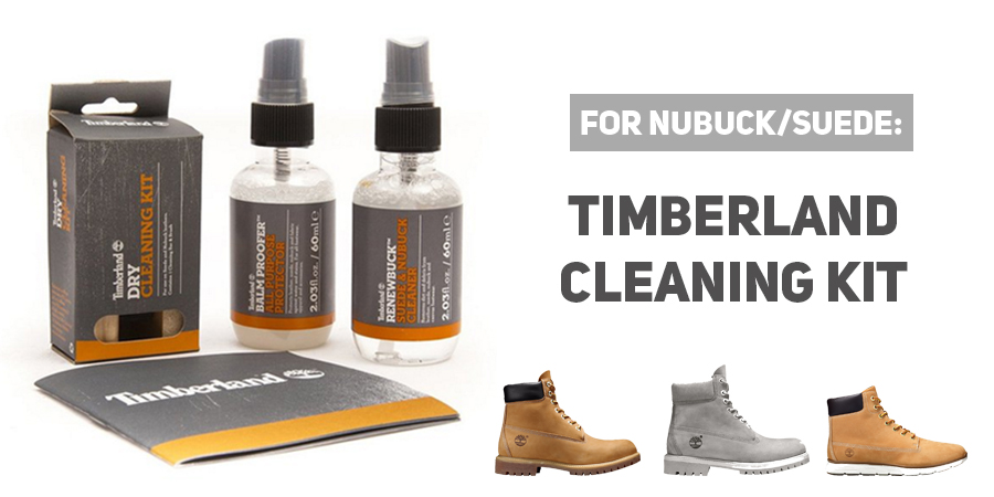 how to clean suede timberland boots
