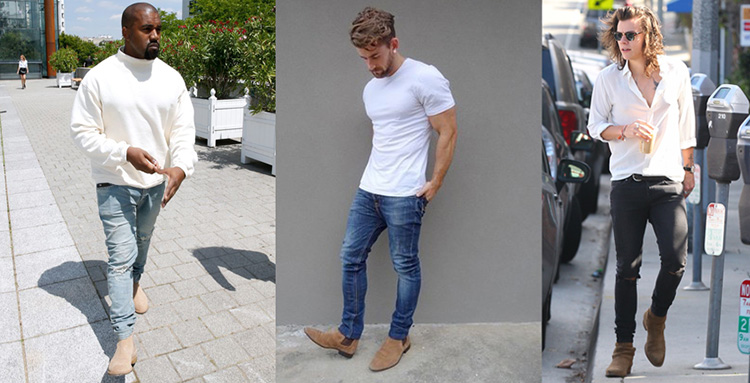 Mens summer boots - Boots to wear in the summer and spring