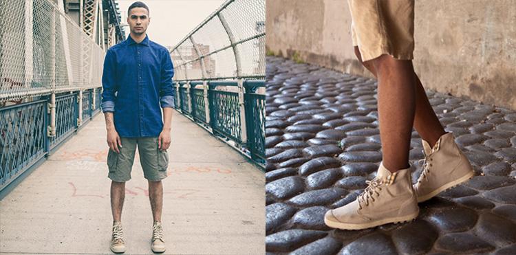 summer boots for men - mens summer boots