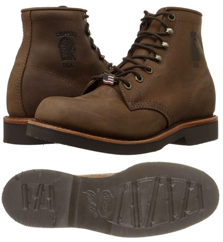 Original Chippewa Apache - A cheaper Red Wing Heritage alternative