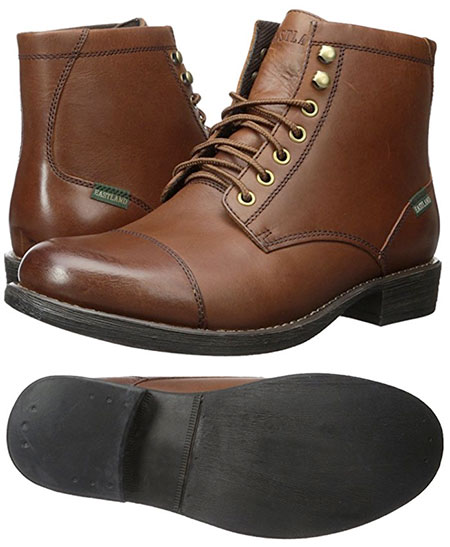 Eastland High Fidelity: A Red Wing Iron Ranger alternative under $100