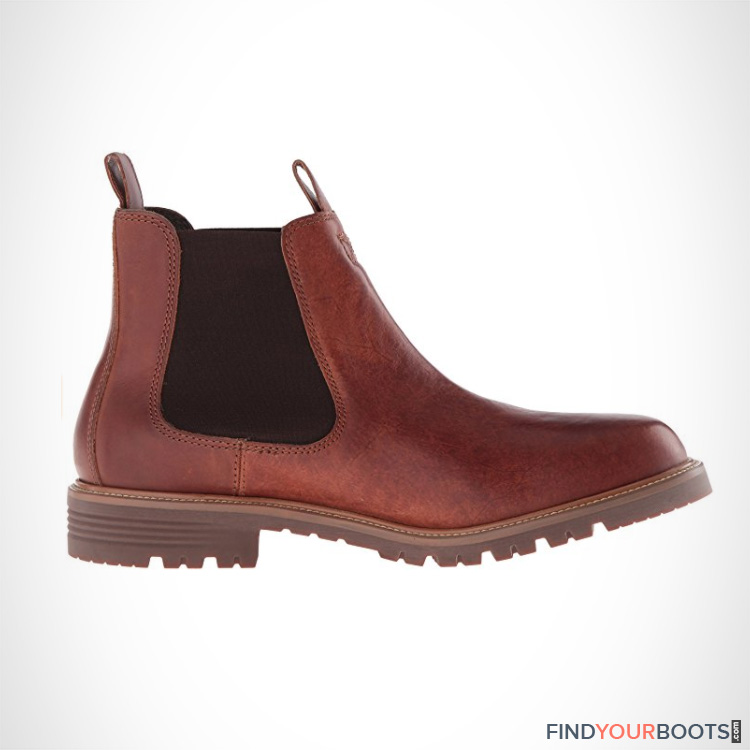 Mens waterproof chelsea boots - mens ankle rain boots
