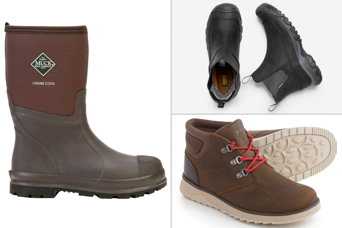 The Best Rain Boots for Walking That