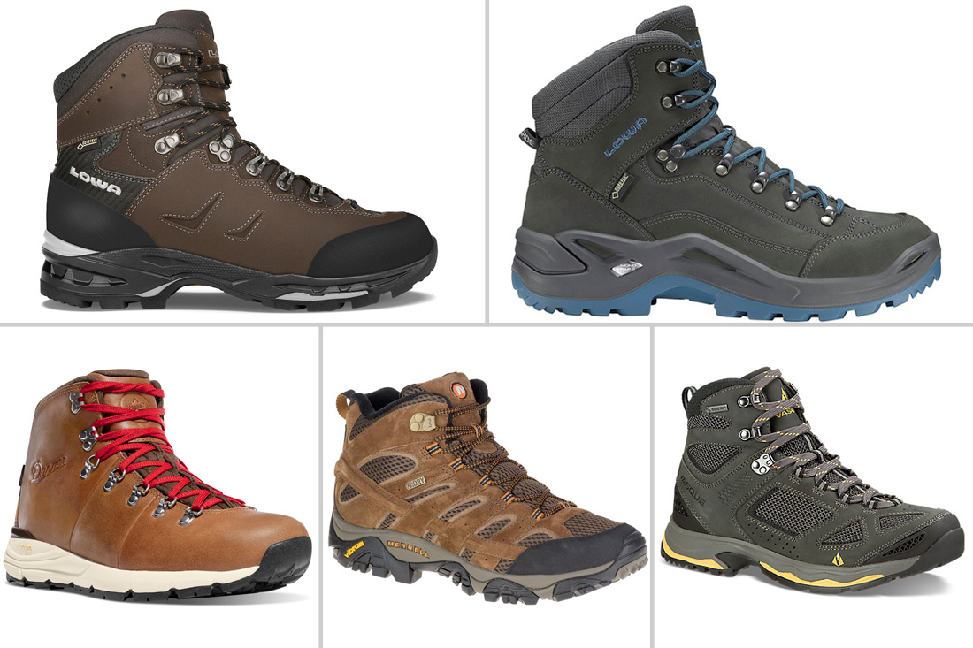 Best Hiking Boots with Vibram Soles