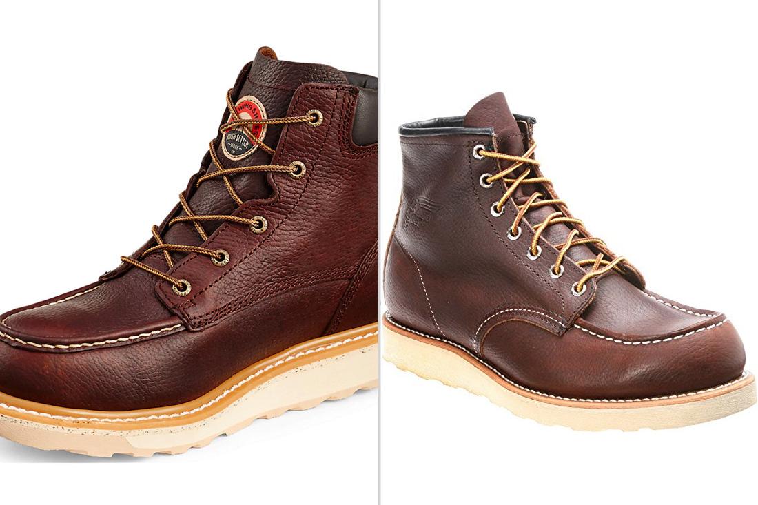 redwing irish setter boots