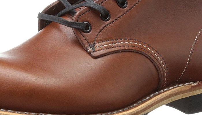 Beckman - Smooth Finished leather