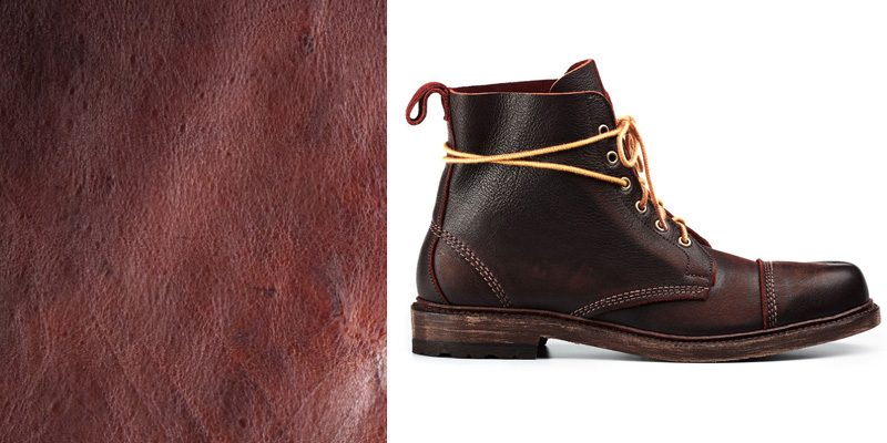 Allen Edmonds  Normandy Kudu Leather Boots ( Amazon )
