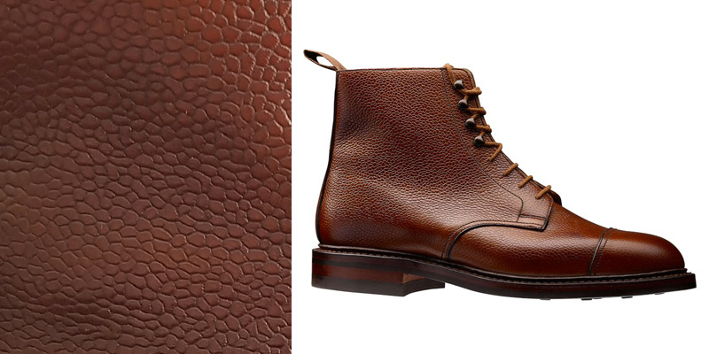Crockett &Jones Coniston Pebble Grain Boots (Crockett & Jones)