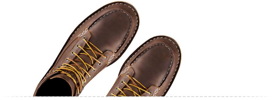 Moc toe boots: Danner Bull Run ( Amazon )