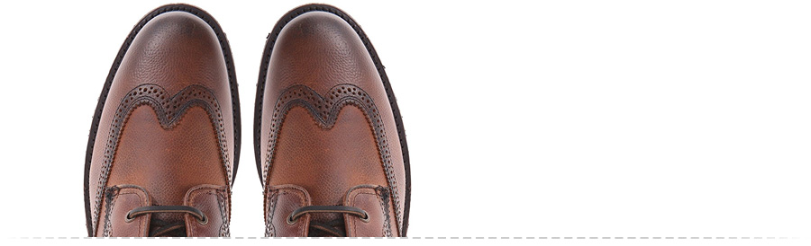 Wing Tip: Frye James Wing Tip Boots ( Amazon )