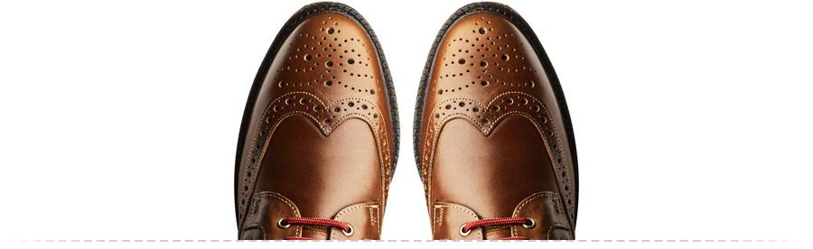 Brogue Boots: Allen Edmonds Long Branch Boot ( Amazon )