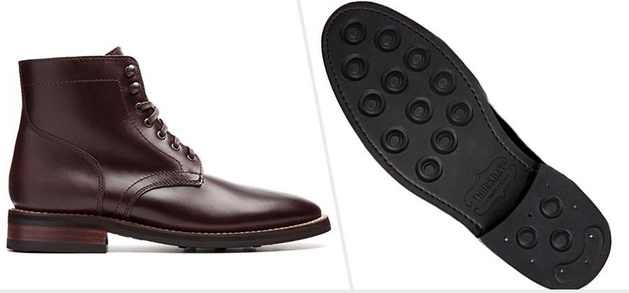 Dainite Sole Boots: Thursday Boot Co. President ( Amazon )
