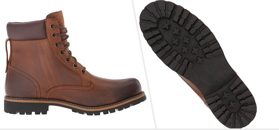 Commando Sole Boots: Timberland Earthkeepers ( Amazon )