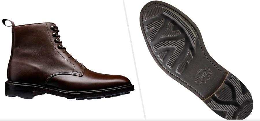 Ridgway Sole Boots: Crockett & Jones Derwent II ( Crockett & Jones )