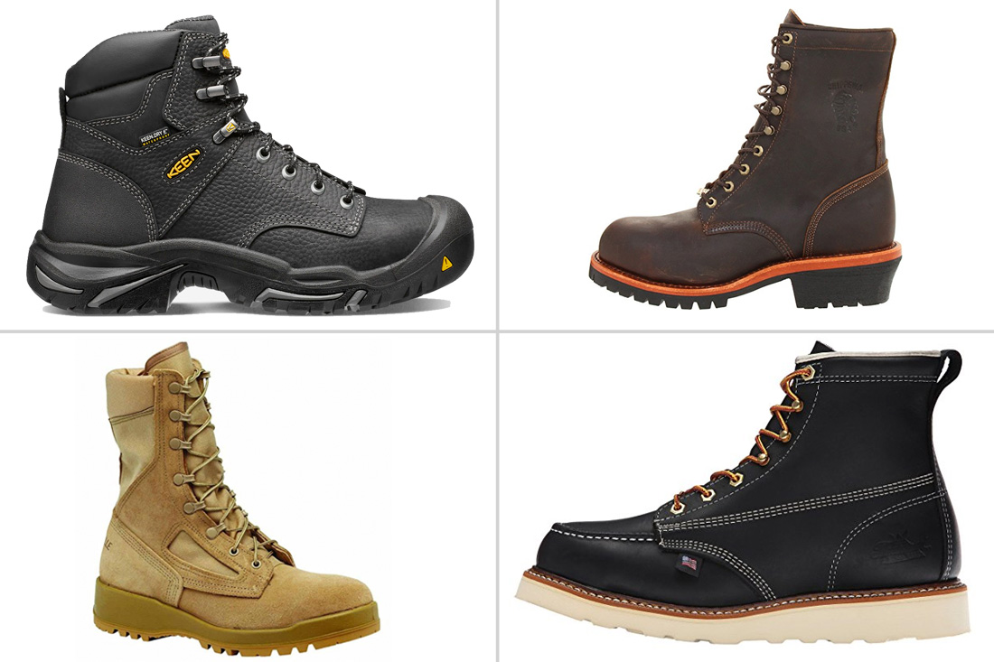 best made work boots in the world