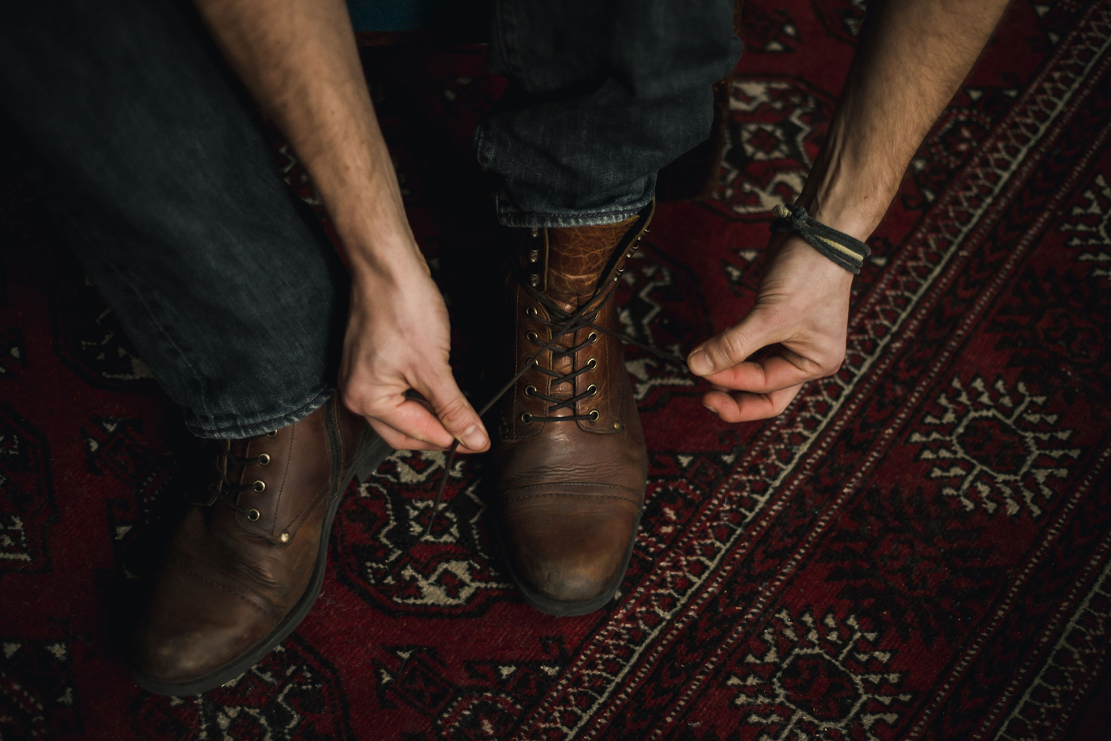 Daily Care Basics - How to Care for your boots on a daily basis