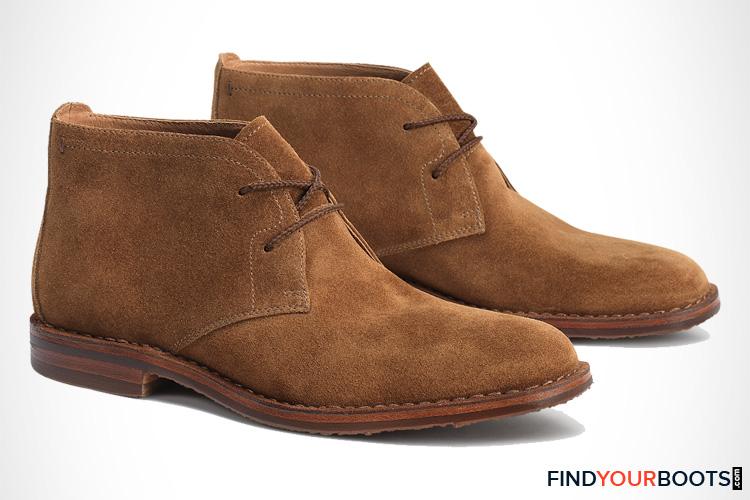 Trask Brady Chukka Boot - Most Comfortable Desert Boots