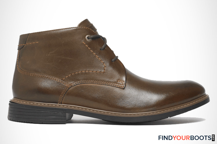 Rockport Classic Break Chukka Boot - Casual and Comfortable Men's Chukka Boots