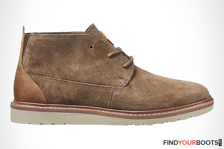 Reef Voyage Boots - Men's Chukka boots that feel like sneakers