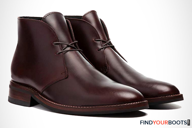 Thursday Boot Company Scout Chukka Boots - Most comfortable dress chukka boots