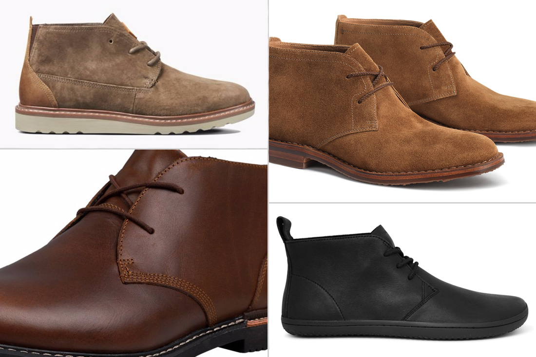 Most Comfortable Chukka Boots for Men