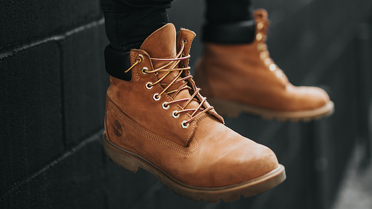 Do not use boot oil on suede or nubuck boots.