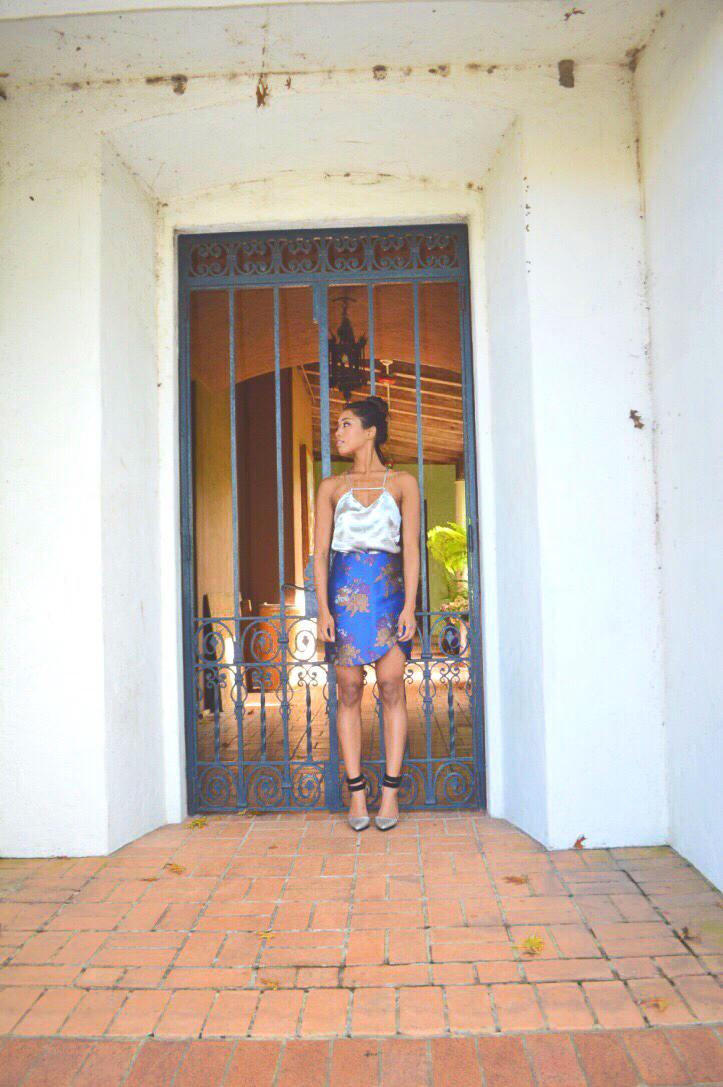 Top: Verge Girl ( similar ), Skirt:  Missguided