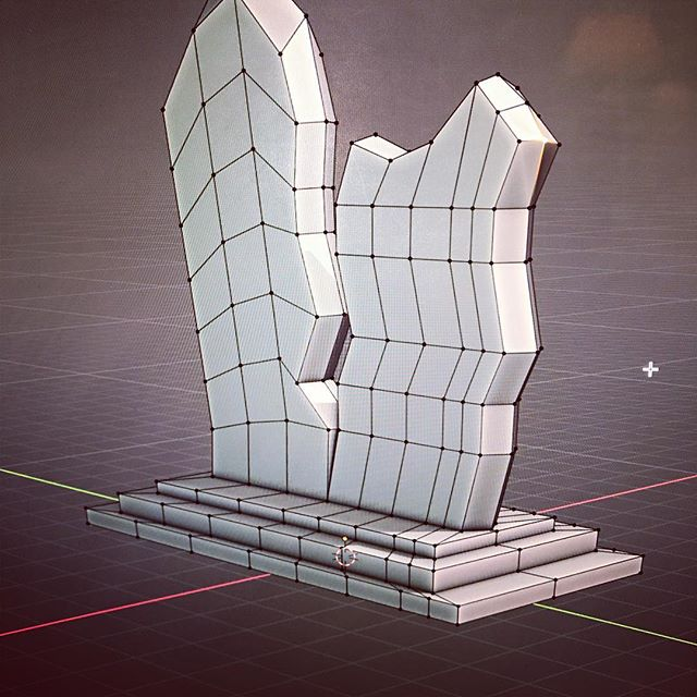 Making 3D assets again #blender #2019 #gamedevelopment #gamer