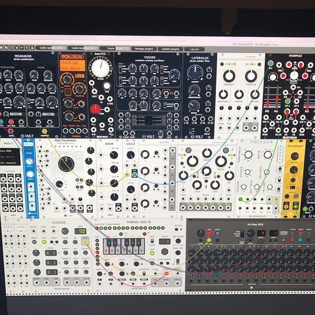 #vcvrack #live #modularsynth