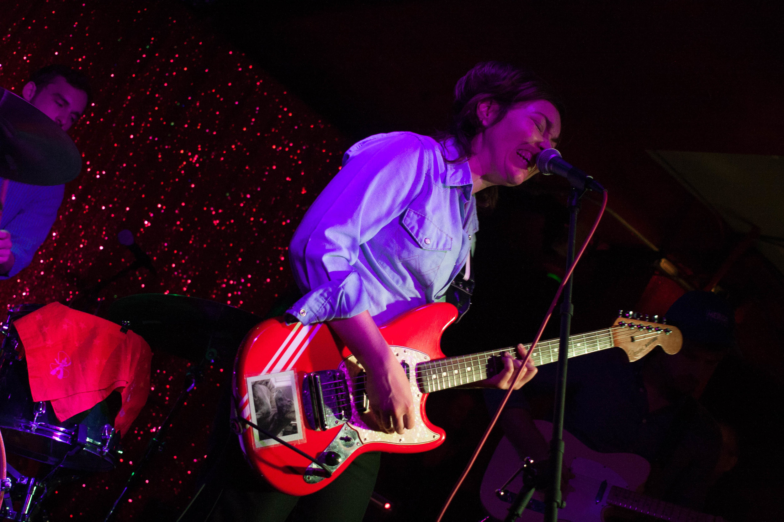 Heather McEntire of Mount Moriah - Credit: Patrick Wall for Pedal Fuzz