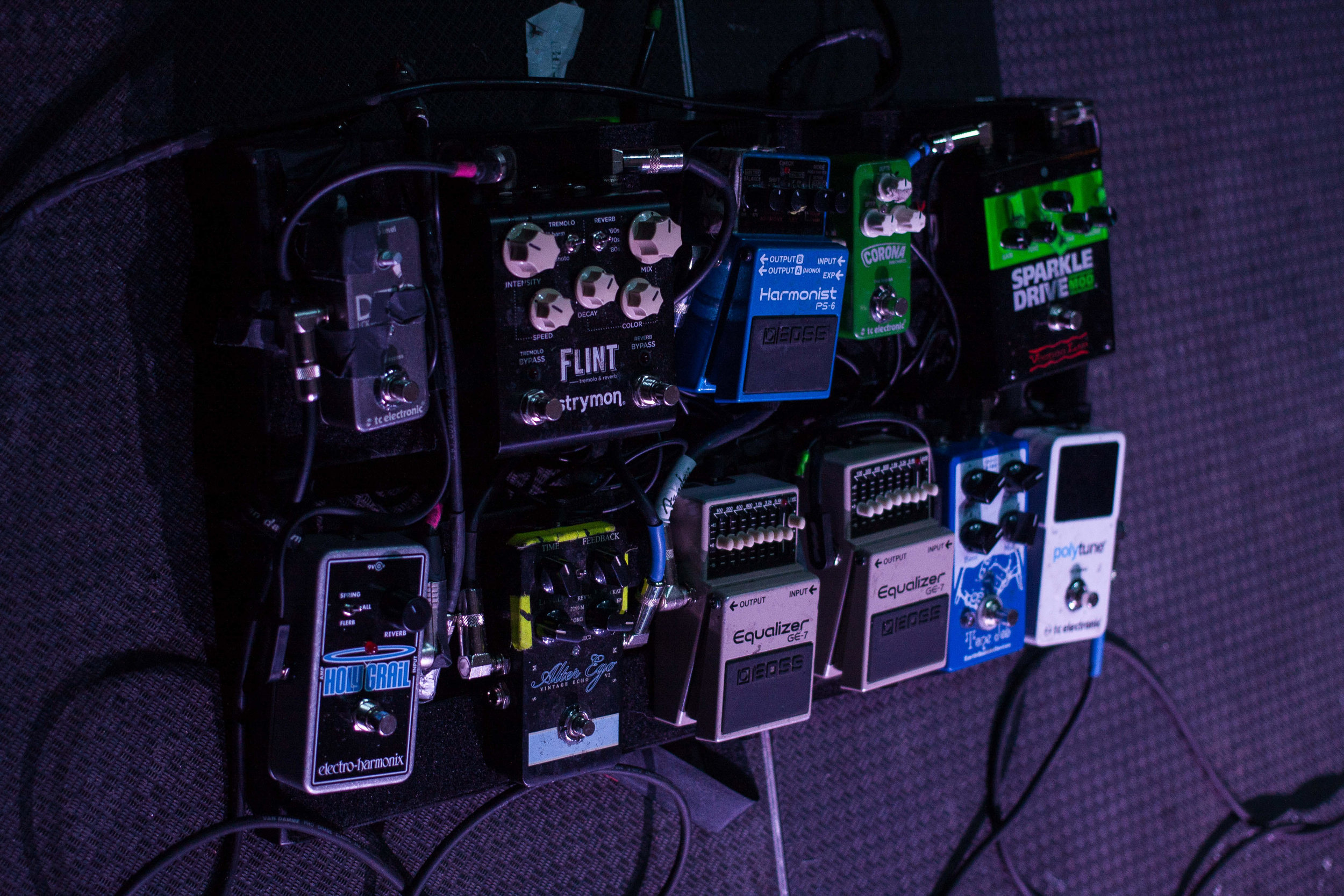 Guided By Voices: LIVE in Durham, NC — Pedal Fuzz