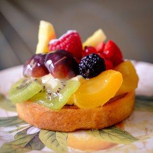 Fresh Berry Mini-Shortcakes