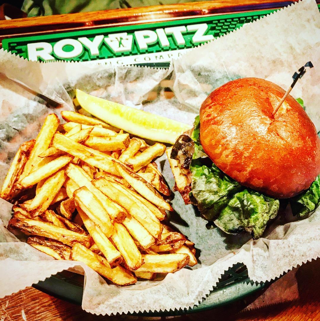 Gobbler Burger