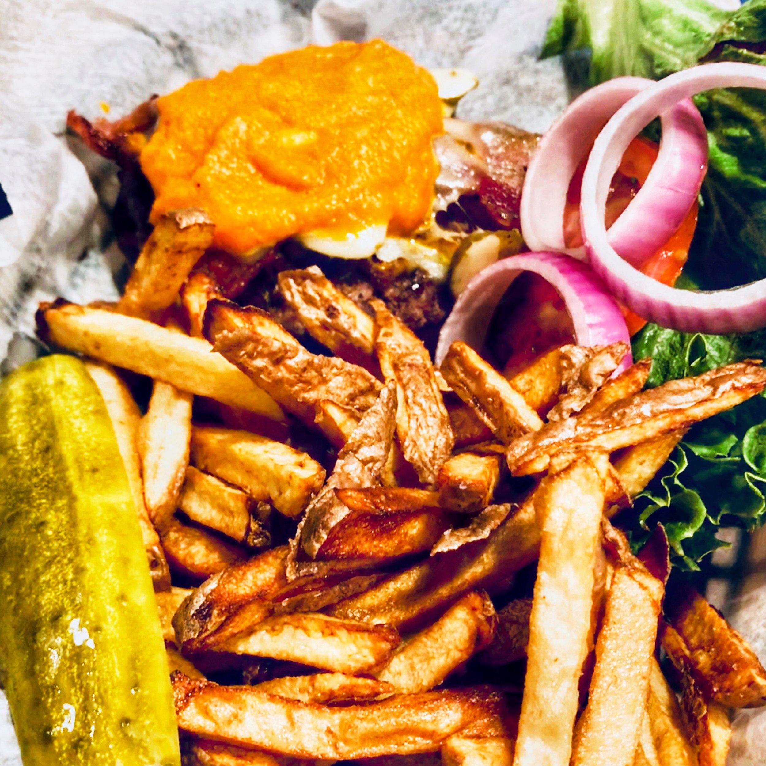 Bad Decisions Burger
