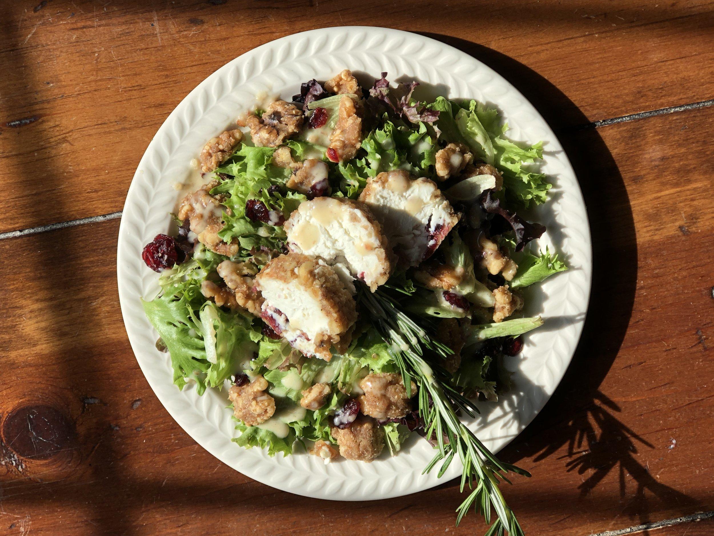 Farmhouse Seasonal Salad