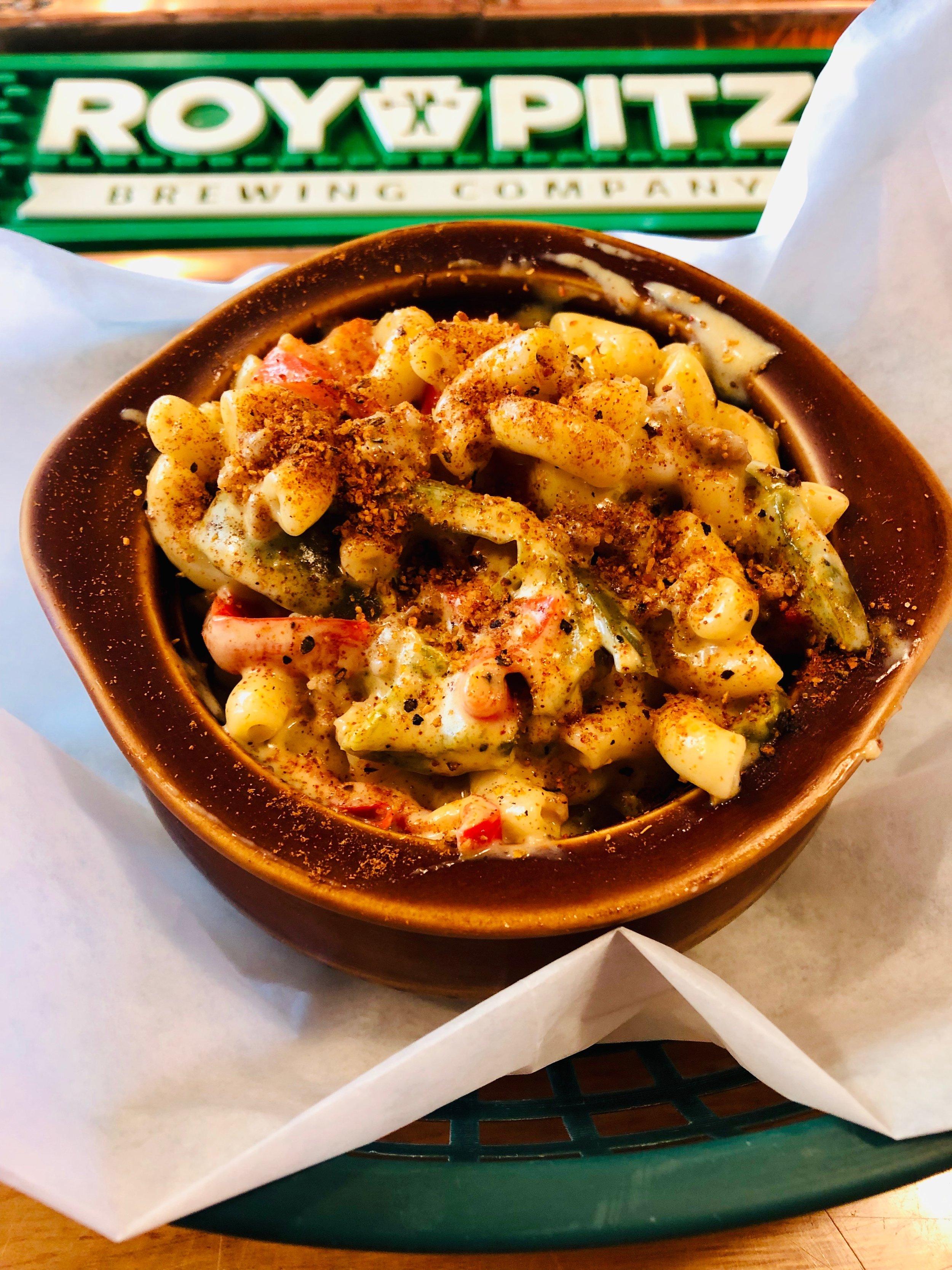Cajun Mac & Cheese