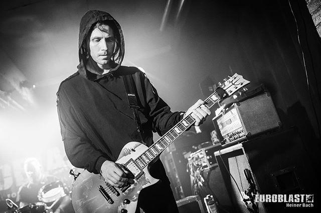 Euroblast 2019. Photo by Heiner Bach. #keepitwheel #euroblast #vinylguitars
