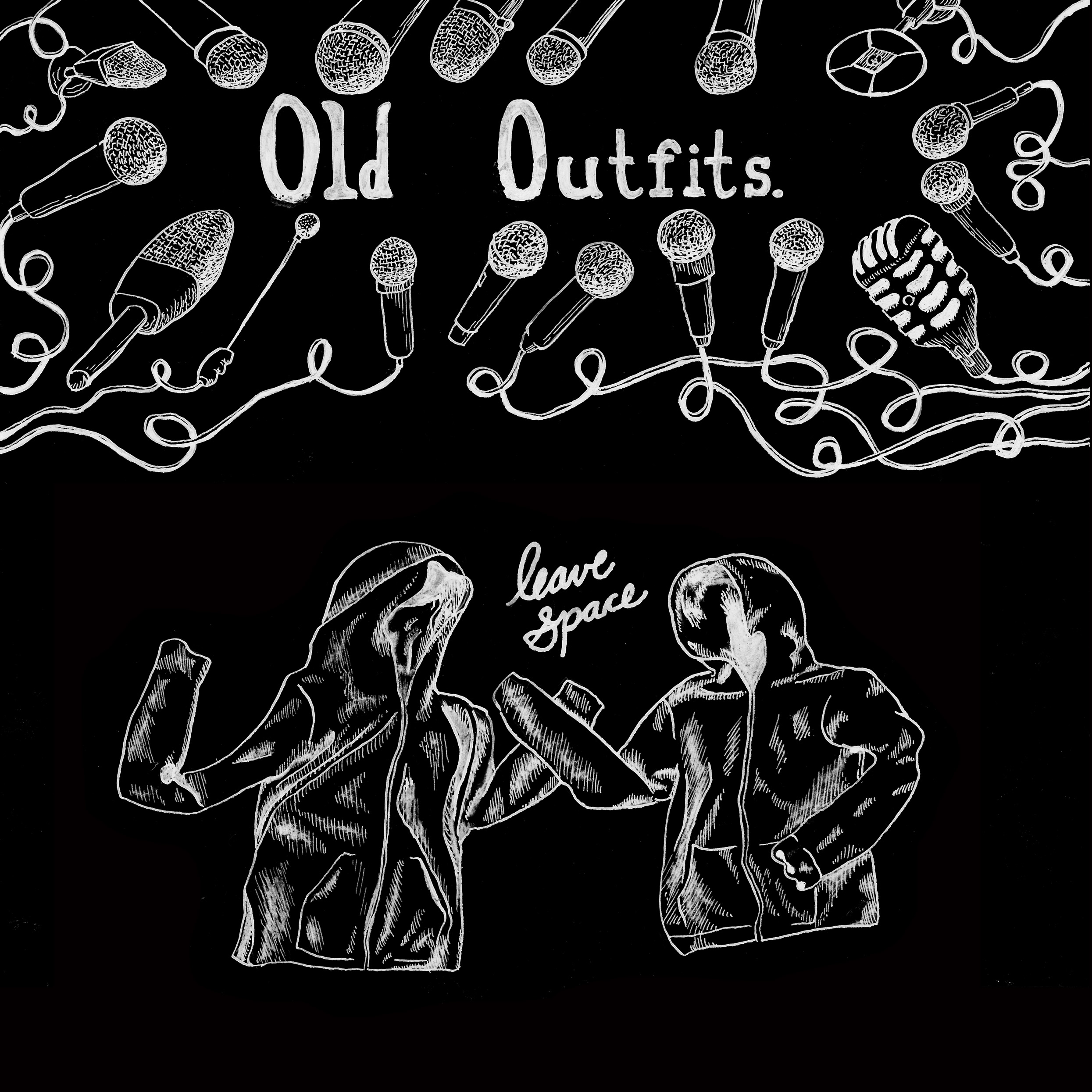 Old Outfits Album Design