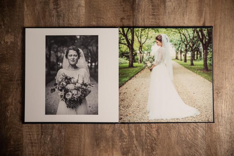South Farm Royston Cambridge Bride Album