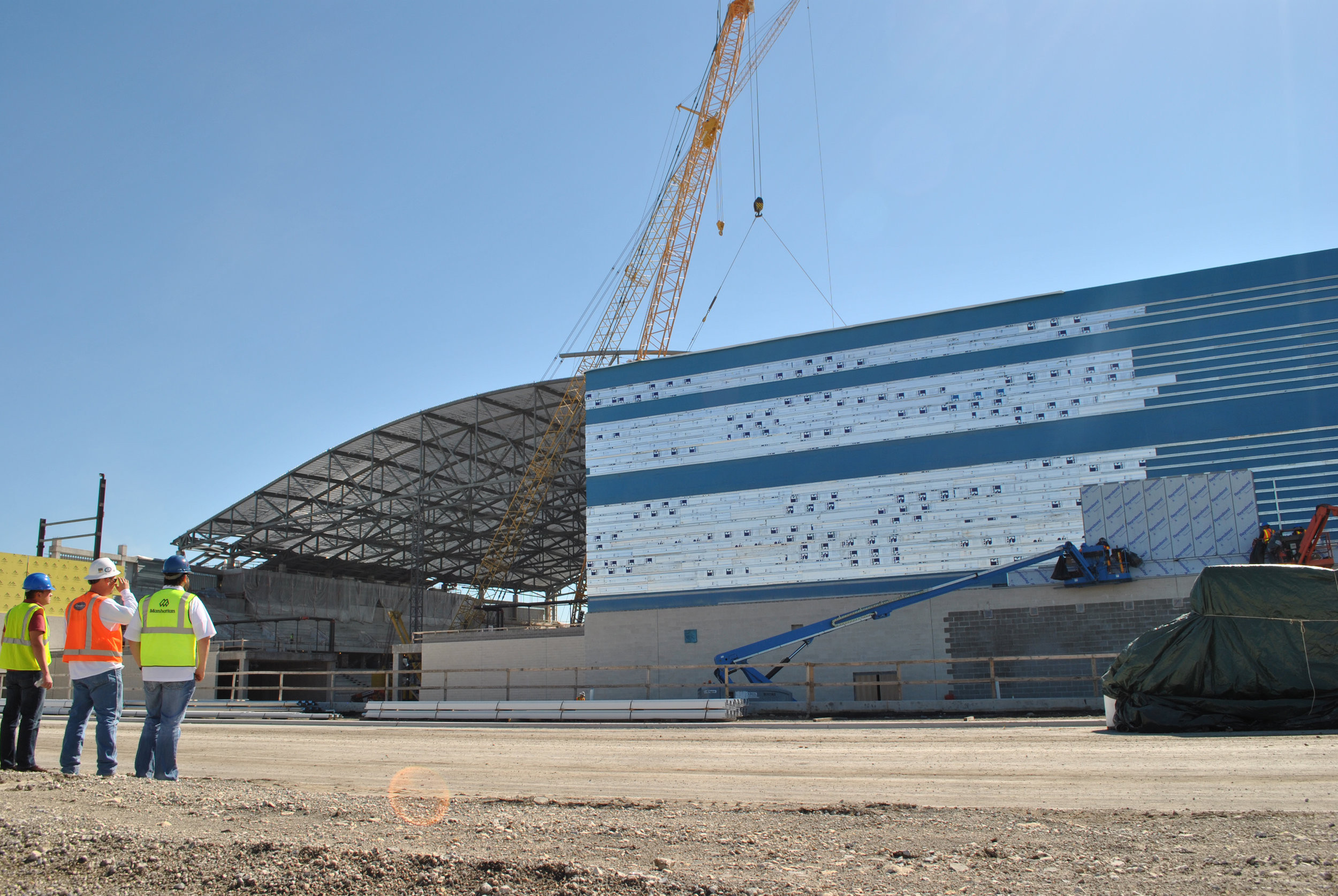 The Ford Center at The Star - Frisco, Texas: Thermasheath®-3