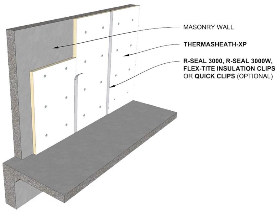 Masonry Wall Application