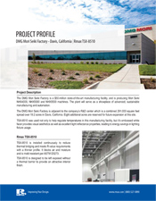 Rmax Project Profile - DMG Mori Seiki Factory