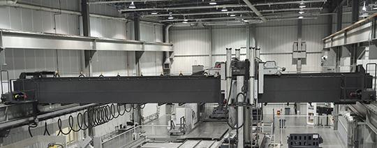 DMG Mori Seiki Factory - Davis, California: TSX-8510